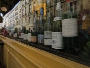 Parisian wine